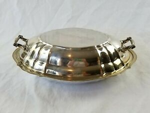Gorham Sterling Silver Chippendale Covered Vegetable Dish 890 Grams Not Scrap