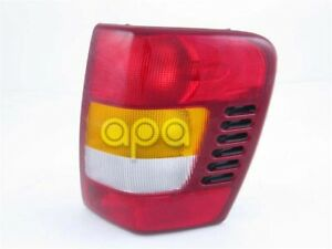 Jeep Grand Cherokee 99 00 01 Tail Light Lamp Rear Right Passenger Side