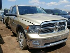 Hood Aluminum Without Dual Scoop Fits 09 18 Dodge 1500 Pickup 1689431
