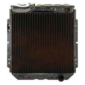 For Ford Mustang 1965 1966 Spectra Premium Cu130 Engine Coolant Radiator