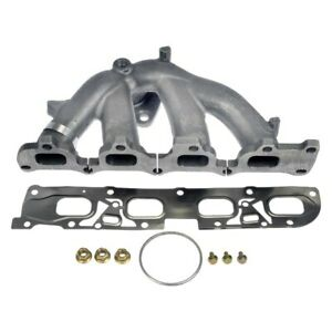 For Chevy Equinox 2013 2014 Dorman Cast Iron Natural Exhaust Manifold