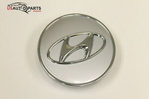 Genuine Wheel Center Hub Cap Silver For Hyundai Elantra 52960 2s250 2 3 8