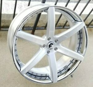 24 Forgiato F2 20 Ecl Concaved Wheels Range Rover Hse Sport Super Charged