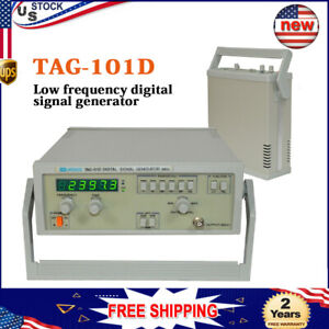 Steady Tag 101d Function Signal Generator 0 2hz 2mhz 110v 220v Signal Source Us
