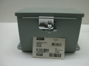 Hoffman A6044ch Jic Box Electrical Enclosure Continuous Hinged Door New No Box
