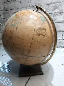 Crams Imperial World Earth Globe Tan