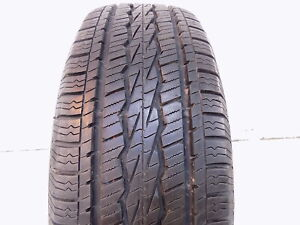 Used P265 70r17 115 S 10 32nds General Tire Grabber Stx Owl