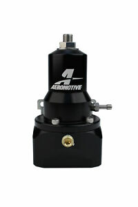 Aeromotive 13134 Fuel Pressure Regulator 30 120psi Inline 10an In 10an Out