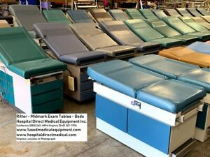 10 Exam Tables Exam Beds Wholesale Package Deal