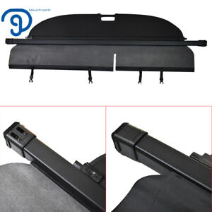For 2013 2018 Toyota Rav4 Suv Retractable Trunk Cargo Cover Luggage Shade Shield