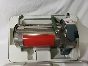 Riso Risograph Ra Color Drum And Case Red Ink Untested