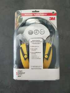 3m Hearing Protector With Am fm Stereo Radio