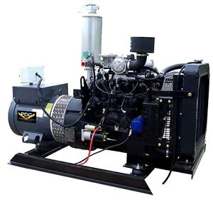 30 Kw Ford Natural Gas Generator Prime Use Genset