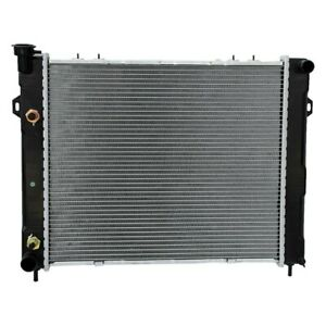 For Jeep Grand Cherokee 98 Engine Coolant Radiator W Transmission Oil Cooler
