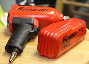 Snap on Mg725 1 2 Drive Air Impact Wrench Includes Protective Boot