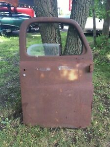 1950 Dodge B Series Pickup Truck Doors Left And Right