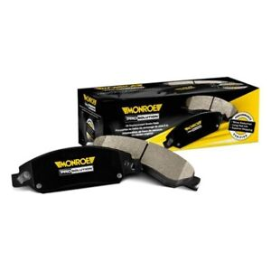 For Ford Expedition 2003 2006 Monroe Prosolution Ceramic Front Disc Brake Pads