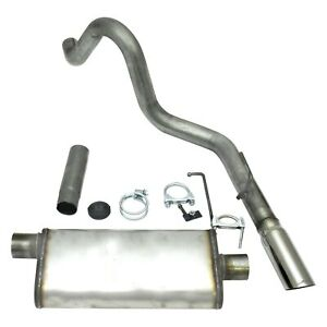 For Jeep Grand Cherokee 93 98 Exhaust System Stainless Steel Cat Back Exhaust