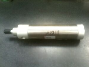 Smc Ncdmb200 0500c Air Pneumatic Cylinder 5 Stroke 5 8 Ram 2 body Double Acting