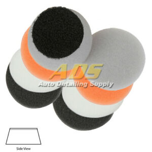 Lake Country Force Hybrid 1 Foam Pad Kit Mix Match 8 Pads