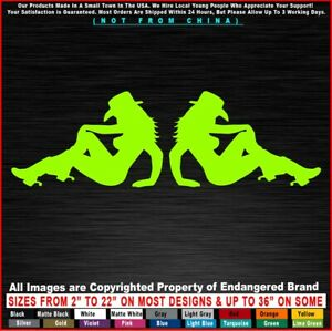 Mud Flap Girls Get A Pair Of Cowgirls Sexy Women Naked Car Truck Sticker Decal
