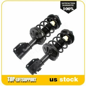 For 2002 2003 Mazda Protege5 2 Front Quick Complete Struts Gas Shocks W springs