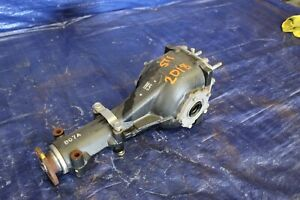 2018 Subaru Impreza Wrx Sti Sedan Oem Rear Differential Diff Ej257