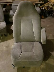 1992 1997 Ford F150 350 Bucket Seats Center Console And Rear Bench Seat