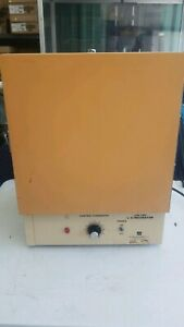 Lab line Incubator Model 203 Working 110 120v Free Shipping Whd2