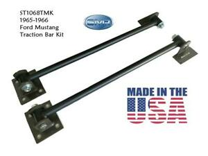 Mustang Traction Bars Pair 1965 1966 Traction Master Ford 1068 Traction Bar