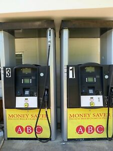 Gilbarco Gas Pump Dispenser 2013 Item Offers One Type Of Petrol