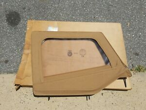 Nos Oem Right Upper Half Door Spice 88 95 Jeep Wrangler Yj 5ba10ltb