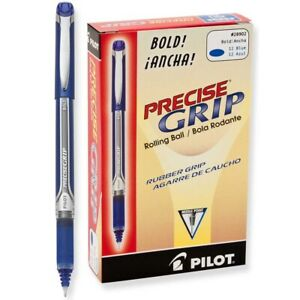 Wholesale Case Of 25 Pilot Precise Grip Bold Rollerball Pens rollerball Pen bo