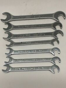 Mac Tools 7 Piece Ignition Offset Wrenches Chrome