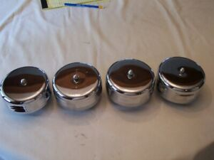 4 Carb Air Cleaners 97 94 2gc Rochester Carbs Rat Rod Hot Street