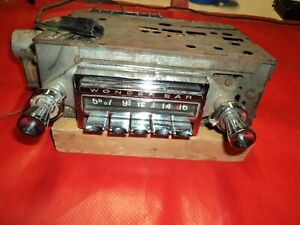Corvette 1961 Early 1962 Wonderbar Radio