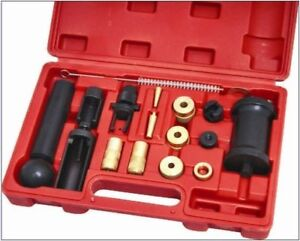 18 Pc Injector Puller Removal Installer Tool Set Vag Audi Vw Fsi Petrol Us Stock