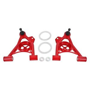 For Ford Mustang 79 93 Front Lower Non Adjustable Spring Pocket A Arms