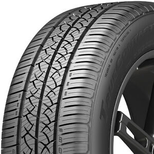 4 Four 205 60r16 Continental Truecontact Tour 15495300000 Tires