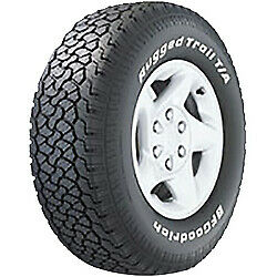 1 One Lt265 70r17 10 Bfgoodrich Rugged Trail T A 92139 Tire