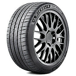 1 One 255 40zr18xl Michelin Pilot Sport 4 S 98512 Tire