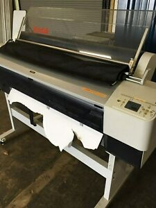 Epson Stylus Pro 9800 Wide Format Printer Model K132a working Order