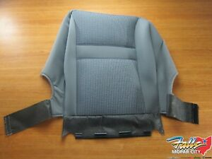 2007 2008 Ram Front Left Drivers Side Seat Cushion Cover Grey New Mopar Oem