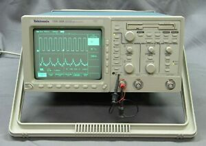 Tektronix Tds360 200mhz 1gsa s Digital Oscilloscope Refurb Tested Good