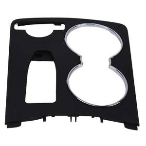 Bapmic Center Console Cup Holder Trim Cover For Mercedes Benz W204 C Class 08 14