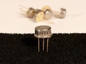 Infineon Irff430 8pcs Hirel N channel Hexfet Transistor 500v 25w 2 5a 30ns