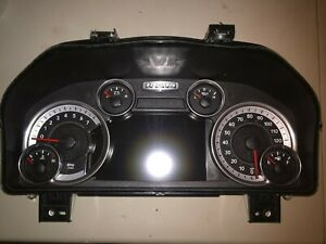 2015 Dodge Ram Evic 7 1500 2500 3500 Speedometer Cluster Programming Included