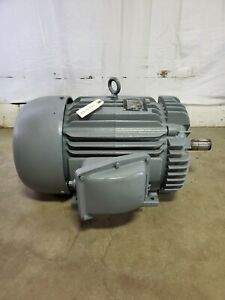 Baldor M7059t 20hp 230 460v 3 Phase 3515 Rpm Explosion Proof Electric Motor