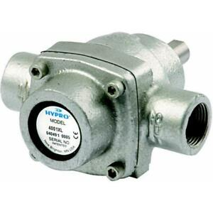 Hypro Silvercast Roller Pump With 1 2 Hollow Shaft