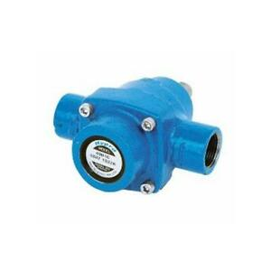 Hypro Ni resist Roller Pump With 5 8 solid Shaft